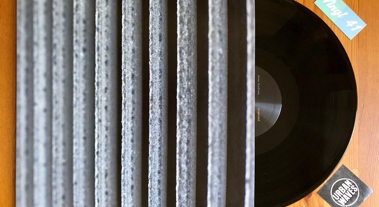 Jesse Koolhaas - Organized - Urban Waves