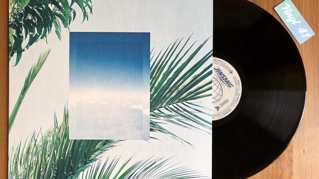 Jinsang - In Flight - Vinyl Digital