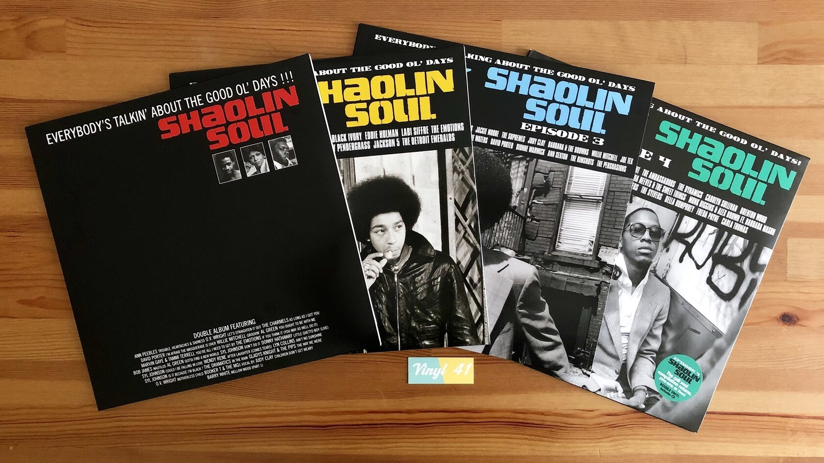 Shaolin Soul 1 - 4 - Because Music