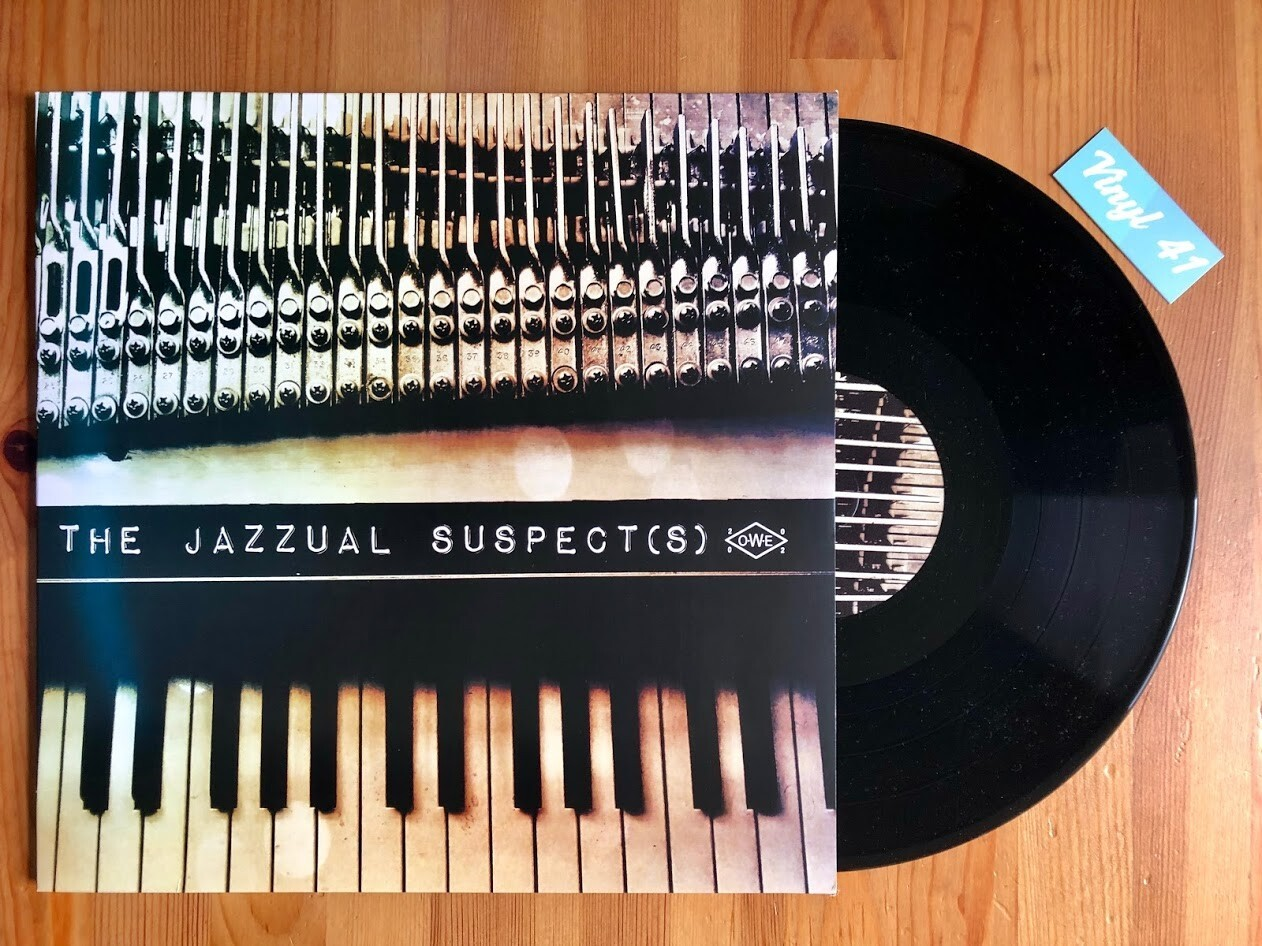 The Jazzual Suspects - Vinyl Digital