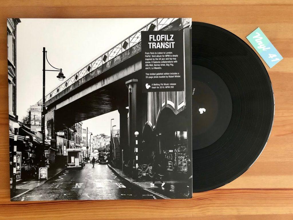 FloFilz - Transit - Melting Pot Music