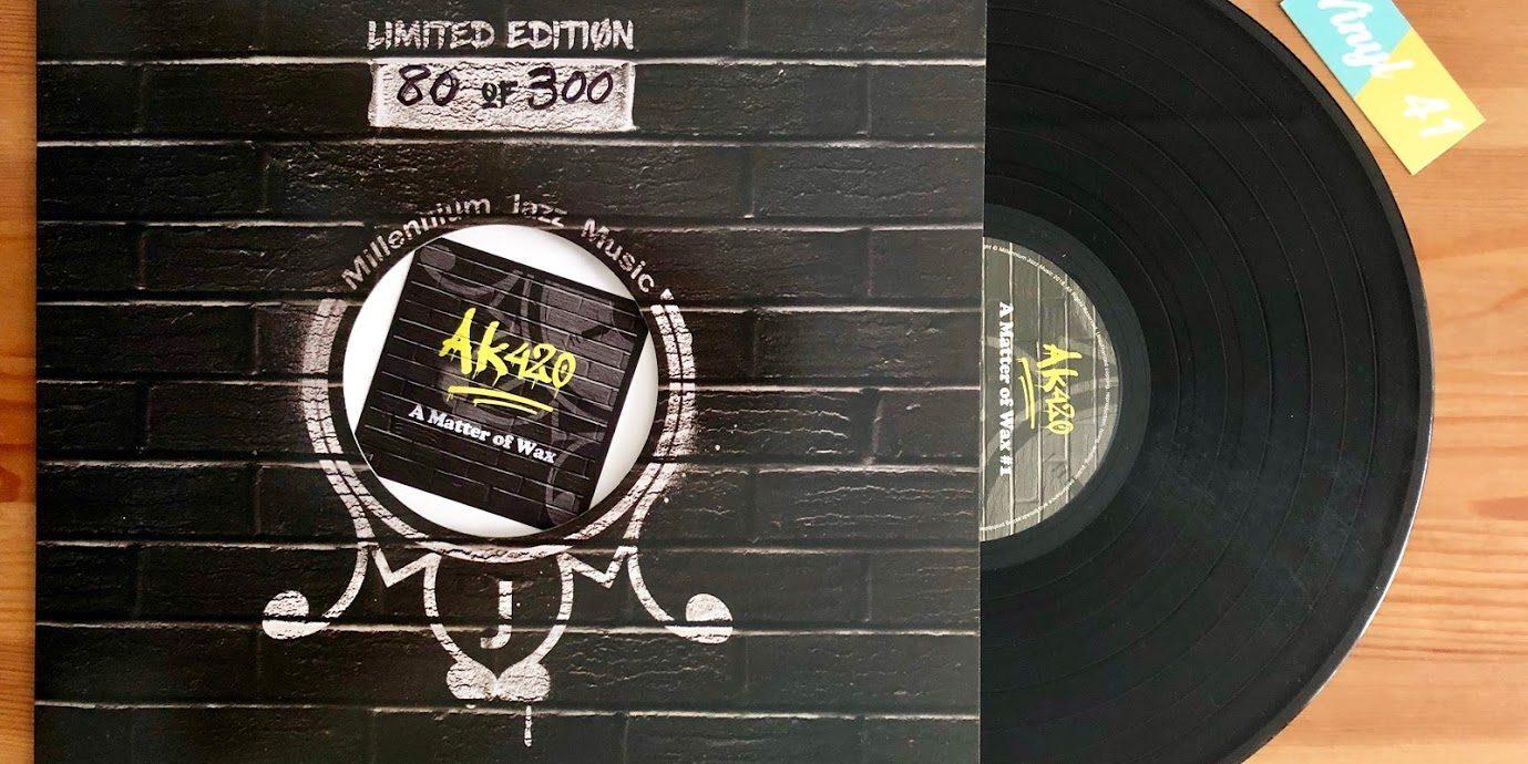 AK420 - A Matter of Wax #1