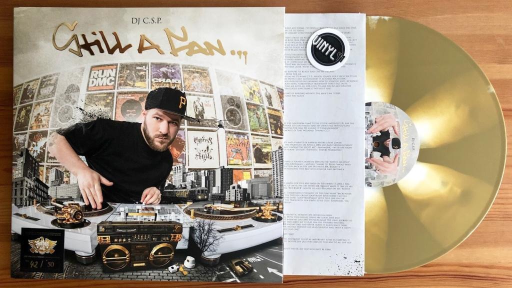 DJ C.S.P. - Still A Fan (Butchah Beatz)