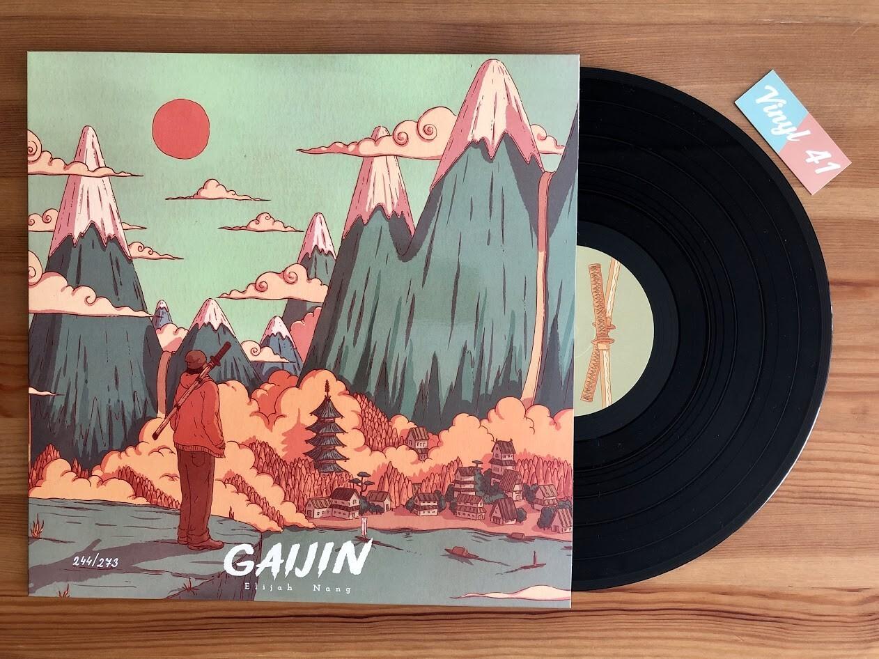 Elijah Nang - Gaijin LP