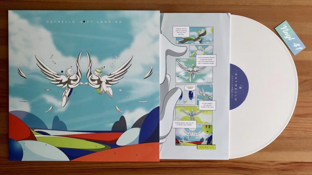 Oatmello - Soft Landing