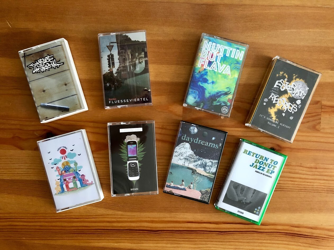 Tapes 06-07 2019