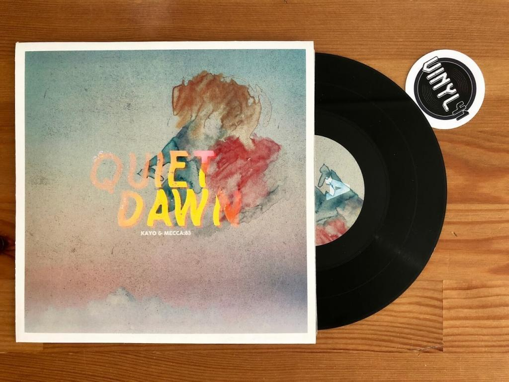 Weddinger 7inch Series - Quiet Dawn by Kayo & Mecca:83