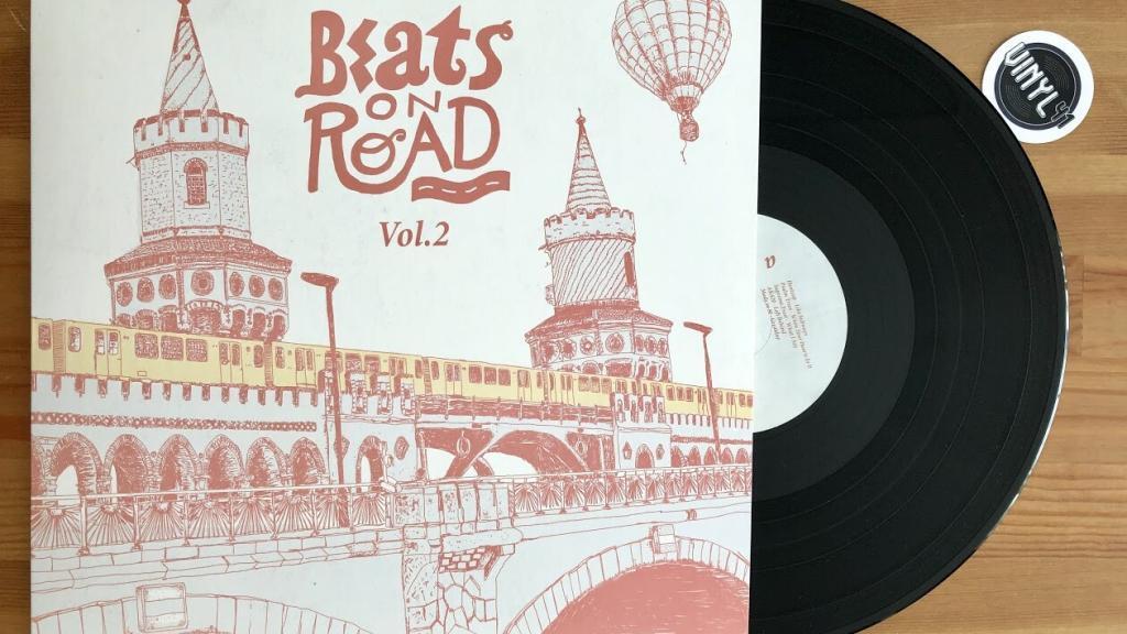 Beats on Road Vol. 2 - ear-sight - DLTLLY - Vinyl Digital