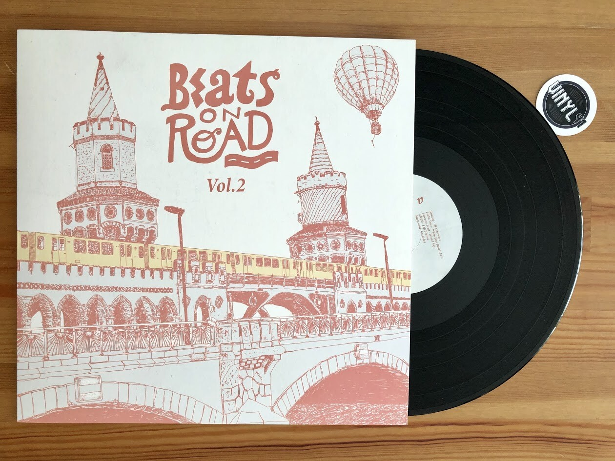 Beats on Road Vol. 2 - ear-sight - DLTLLY - Vinyl Digital