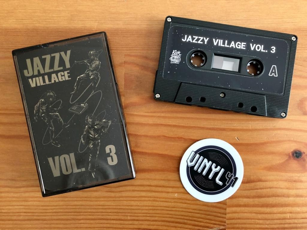 jazzy village vol. 3 (kick a dope verse!)
