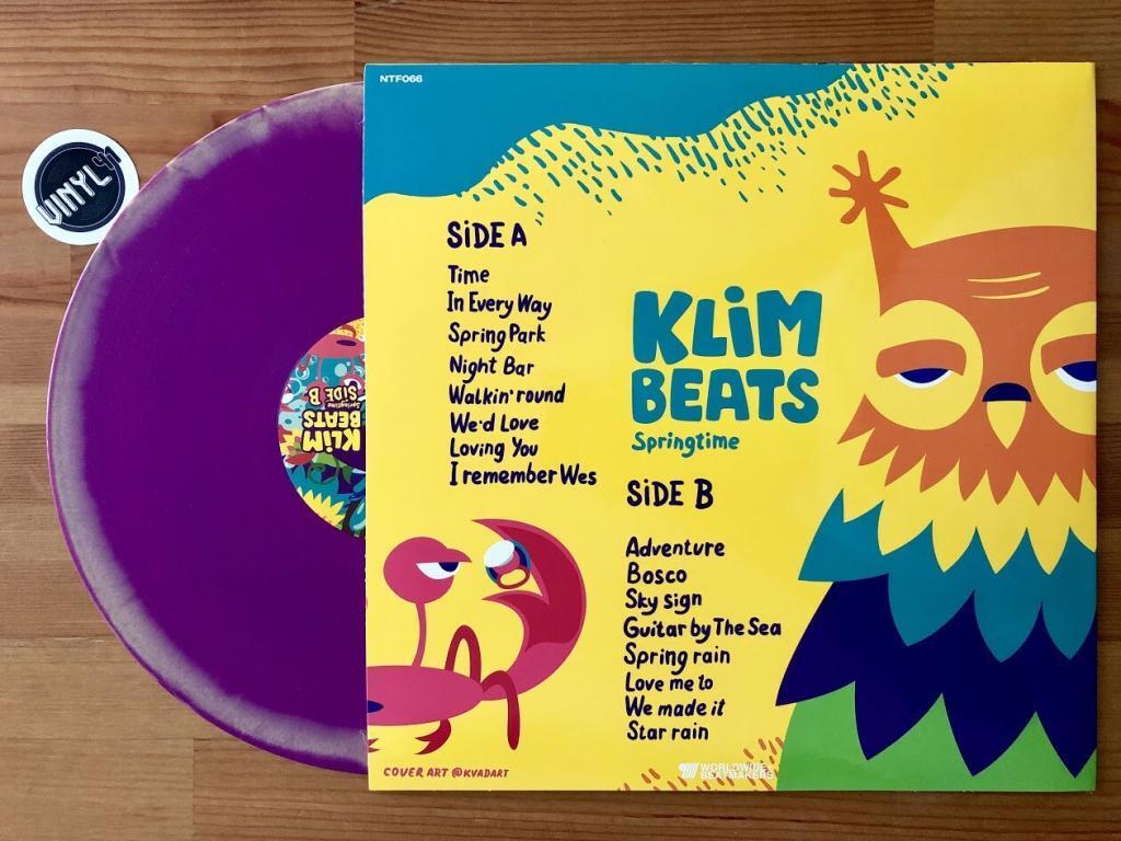 klim-beats-springtime-ninetofive-records
