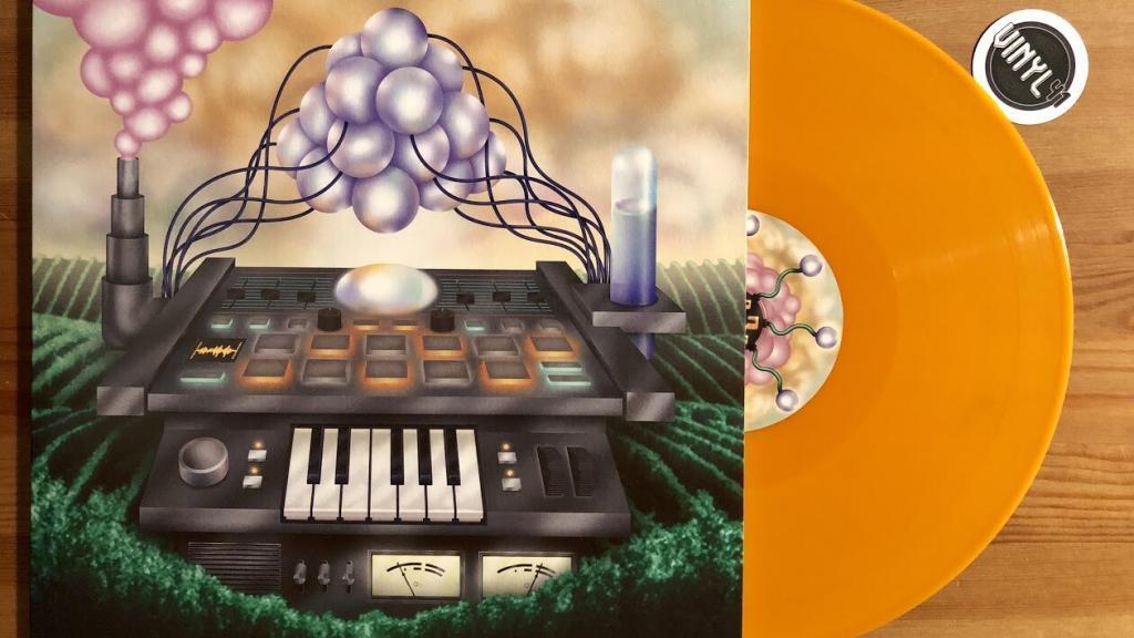 Stan Forebee - Orange