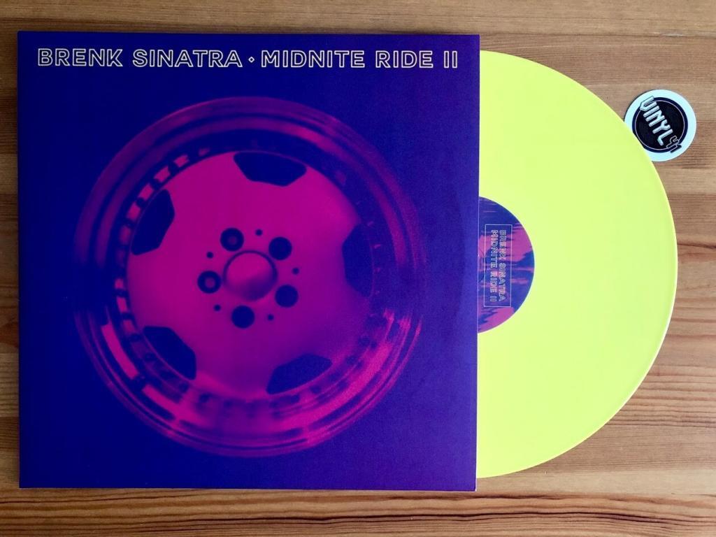 Brenk Sinatra - Midnite Ride II (HHV Records)