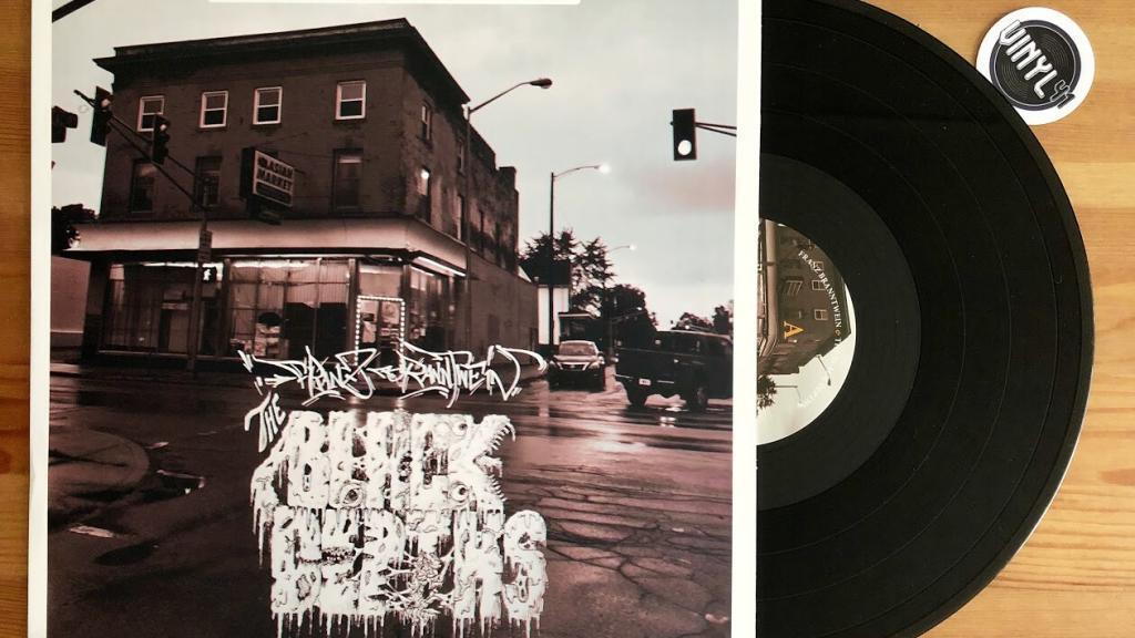 Franz Branntwein & The Black Depths EP
