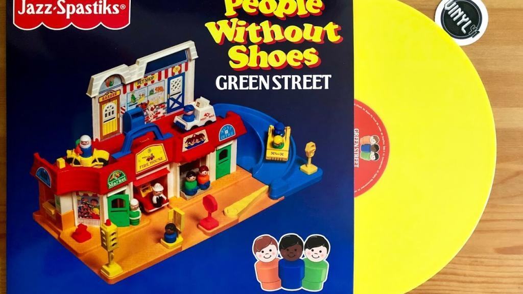 Jazz Spastiks x People Without Shoes - Green Street