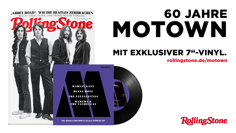 Motown Single im ROLLING STONE