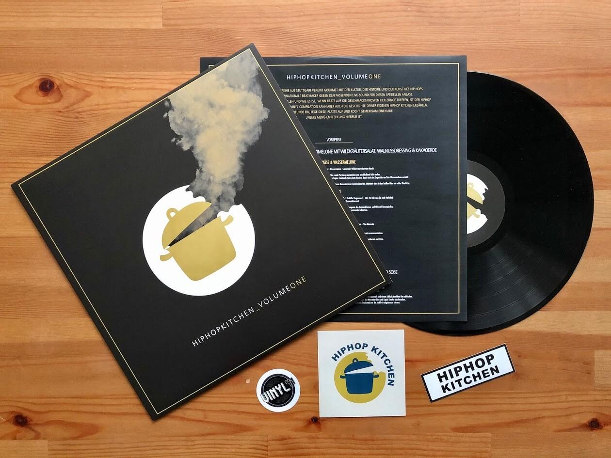 HipHop Kitchen Vol. 1 (Big Chest Records)