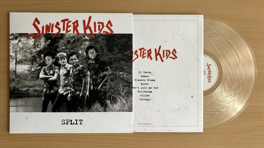 Sinister Kids x Klaus Kaufsnicht - Split -Splitter