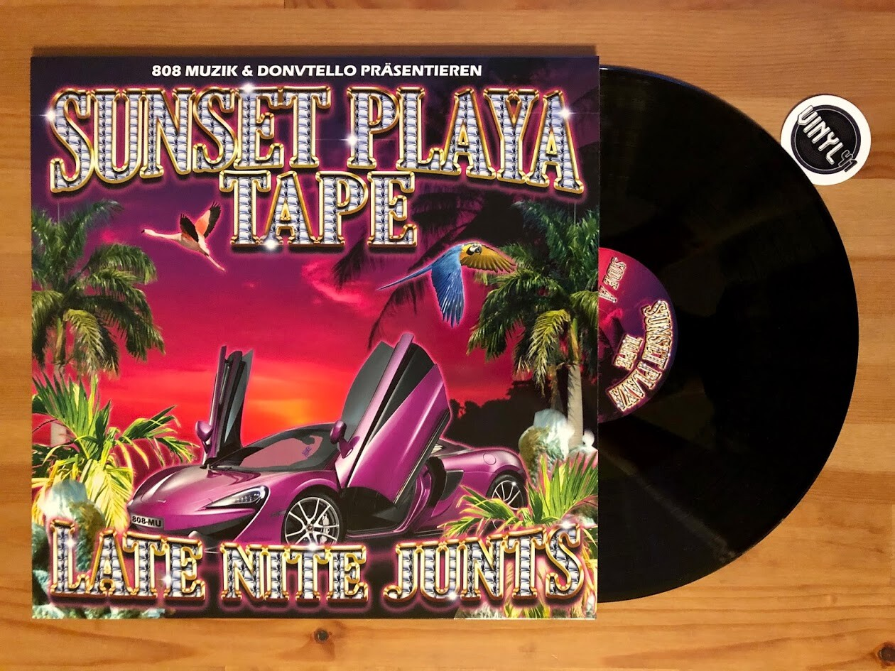 Donvtello - Sunset Playa Tape (Late Nite Junts)