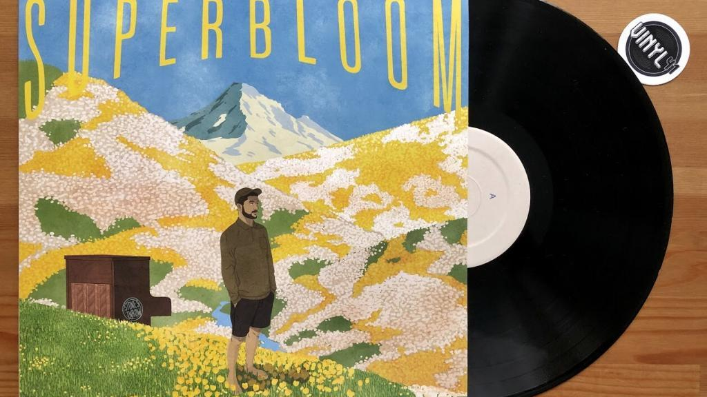 Kiefer - Superbloom (+ Bridges)