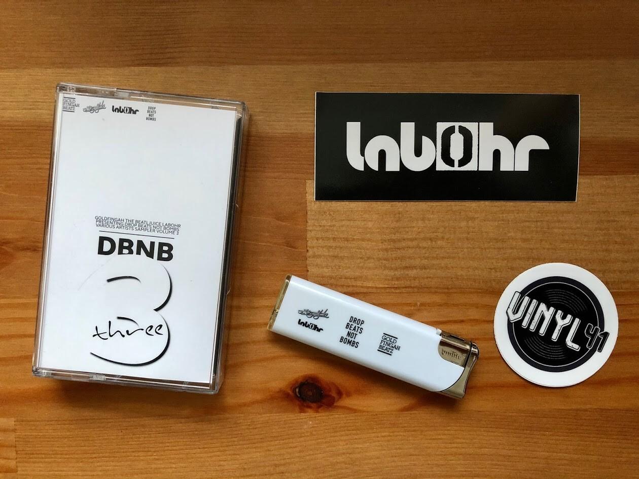 Drop Beats Not Bombs Vol. 3