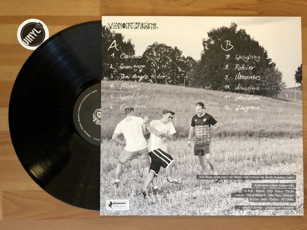 Voodoofunkers - Fusao - Seite B