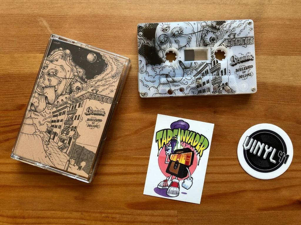 beamic-boulevard-of-dreams-tapeinvader-tape-kassette