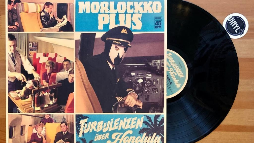 Morlockko Plus - Turbulenzen über Honolulu