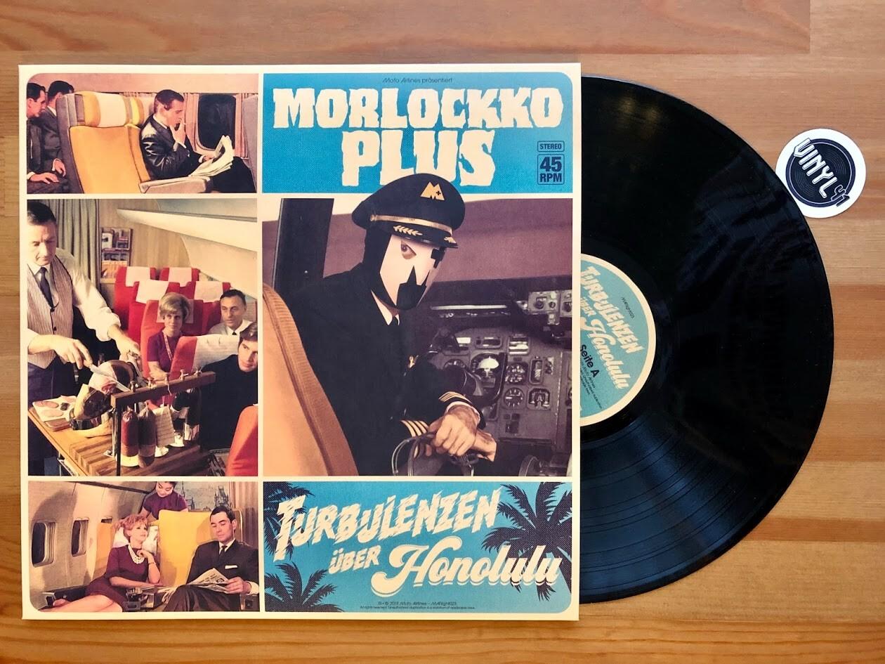 Morlockko Plus - Turbulenzen über Honolulu