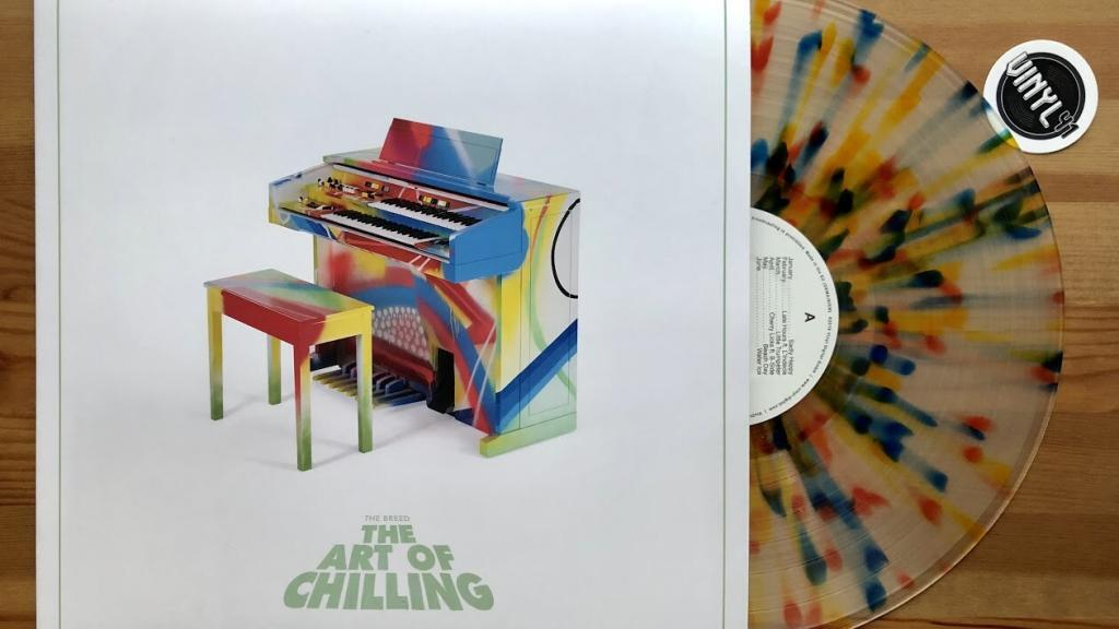 The Breed - The Art of Chilling (Vinyl Digital)