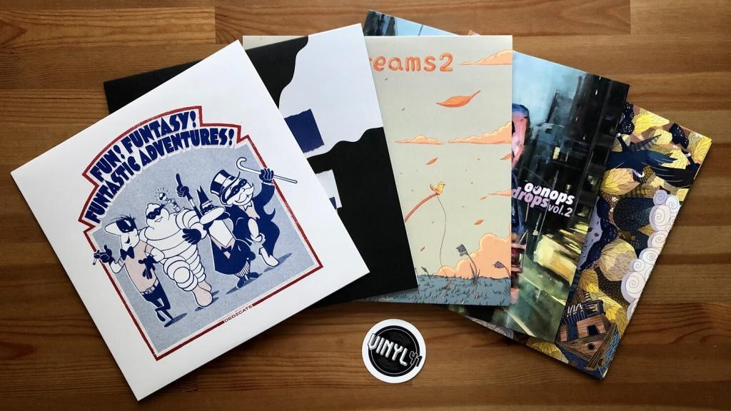 Vinyl Nachlese 2019 Nr. 2 - Compilations