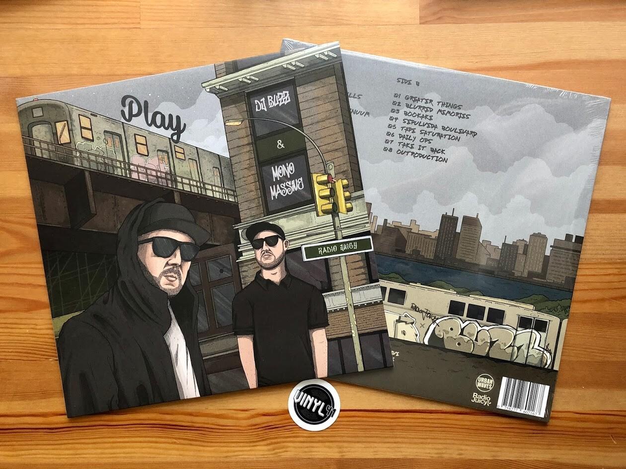 DJ Buzz & Mono:Massive - Play