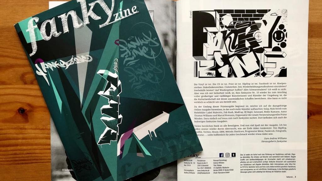 fankyzine - unabhängiges Magazin über Fankulturen