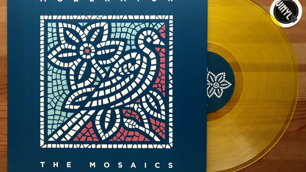 Moderator - The Mosaics (Melting Records)