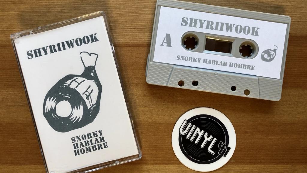 Shyriiwook - Snorky Hablar Hombre