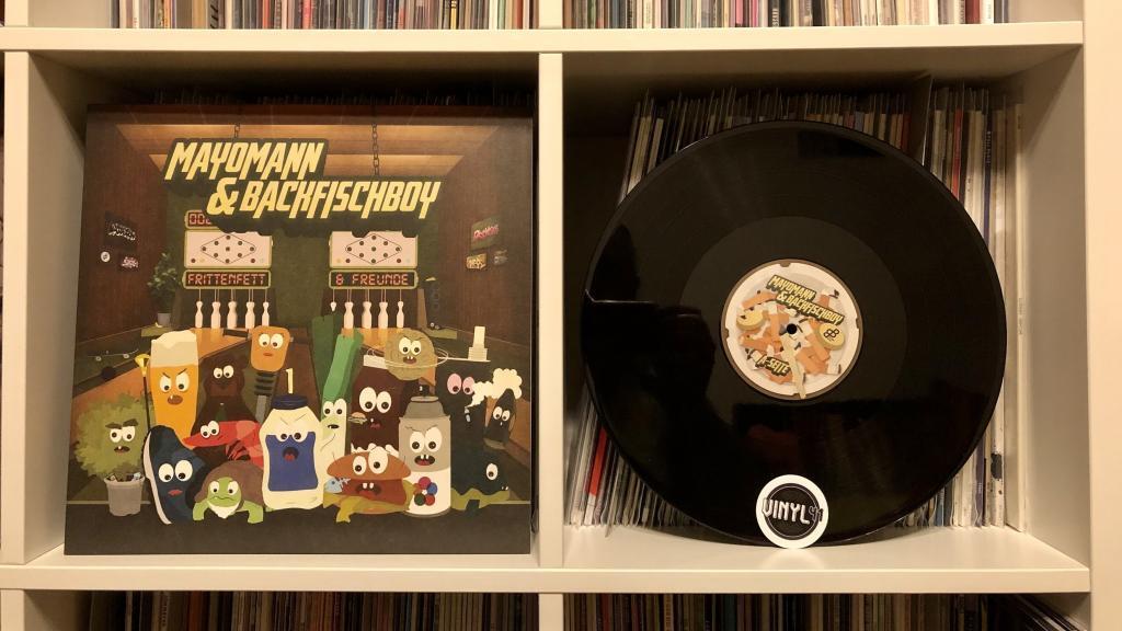Mayomann&Backfischboy - Frittenfett & Freunde
