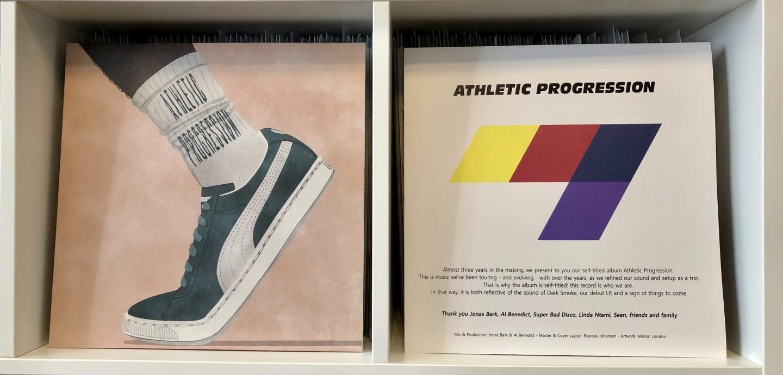 Athletic Progression (Super Bad Disco / HHV)