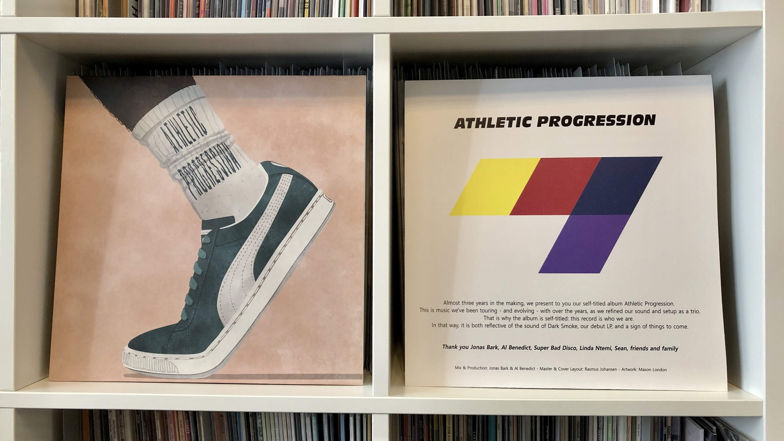 Athletic Progression (Super Bad Disco / HHV)