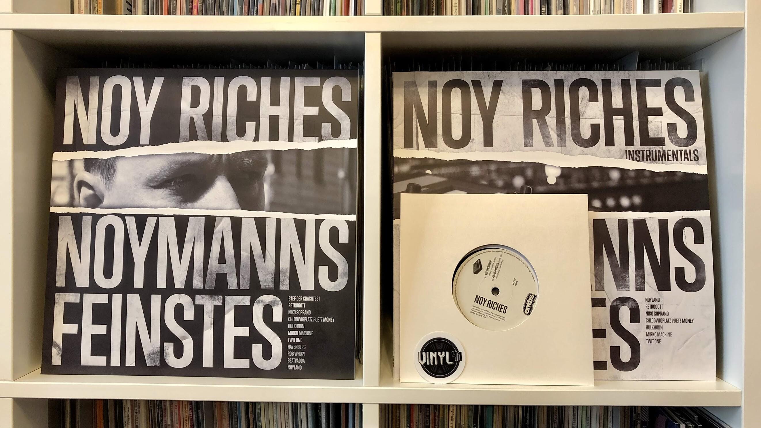 Noy Riches - Noymanns Feinstes