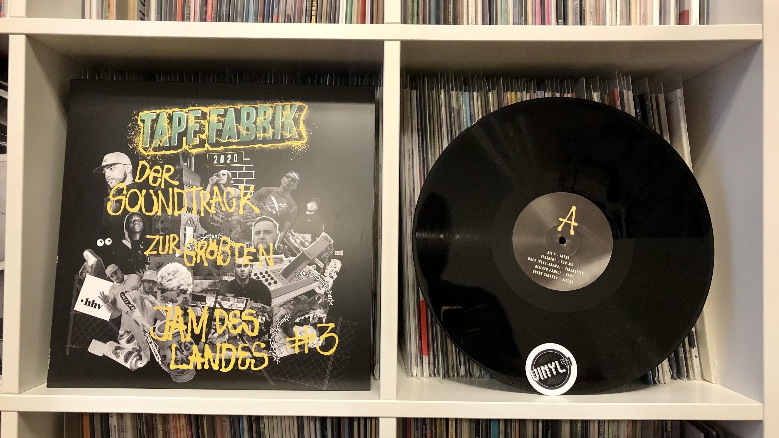 Tapefabrik #3 (2020 / HHV Records / HHV843)