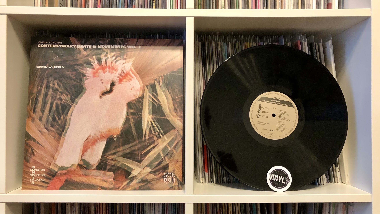 Dexter / DJ Friction - Diggin' Sonoton: Contemporary Beats & Movements Vol. 1
