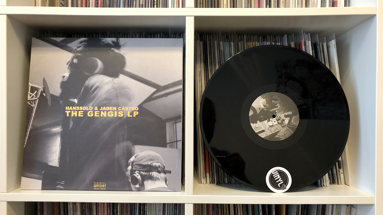HansSOLO & Jaden Castro - The Gengis LP Deluxe Edition