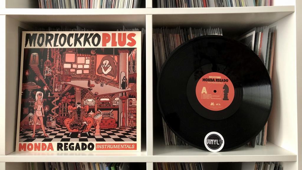 Morlockko Plus - Monda Regado Instrumentals