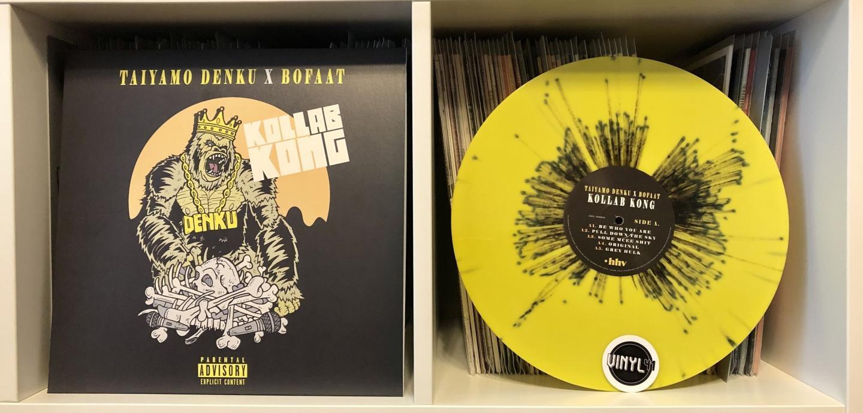 Taiyamo Denku x BoFaat - Kollab Kong (HHV Records)