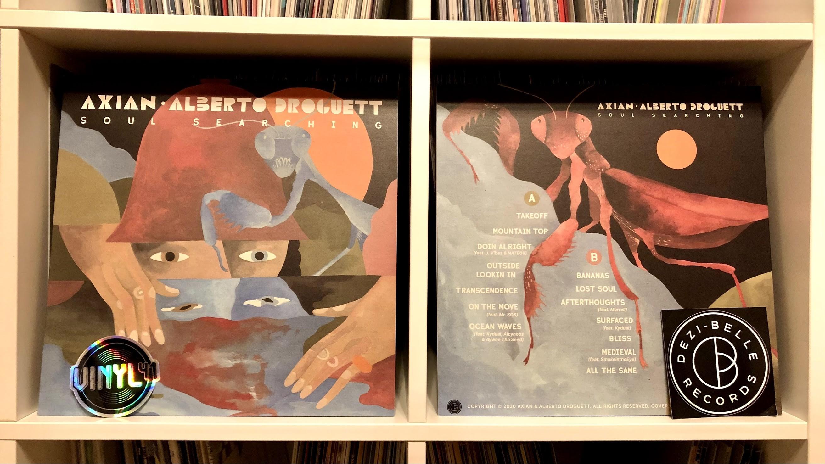 Axian x Alberto Droguett - Soul Searching (Dezi-Belle)