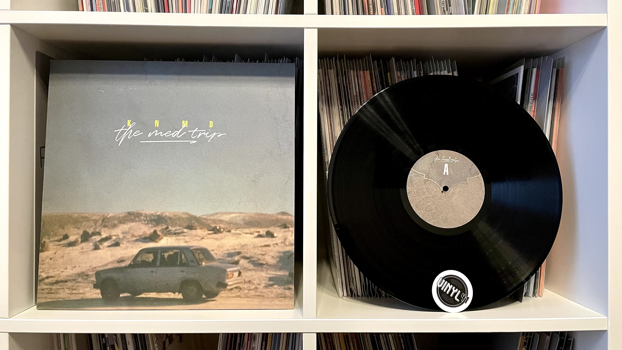 KNMD - The Med Trip LP (Albatros Music)