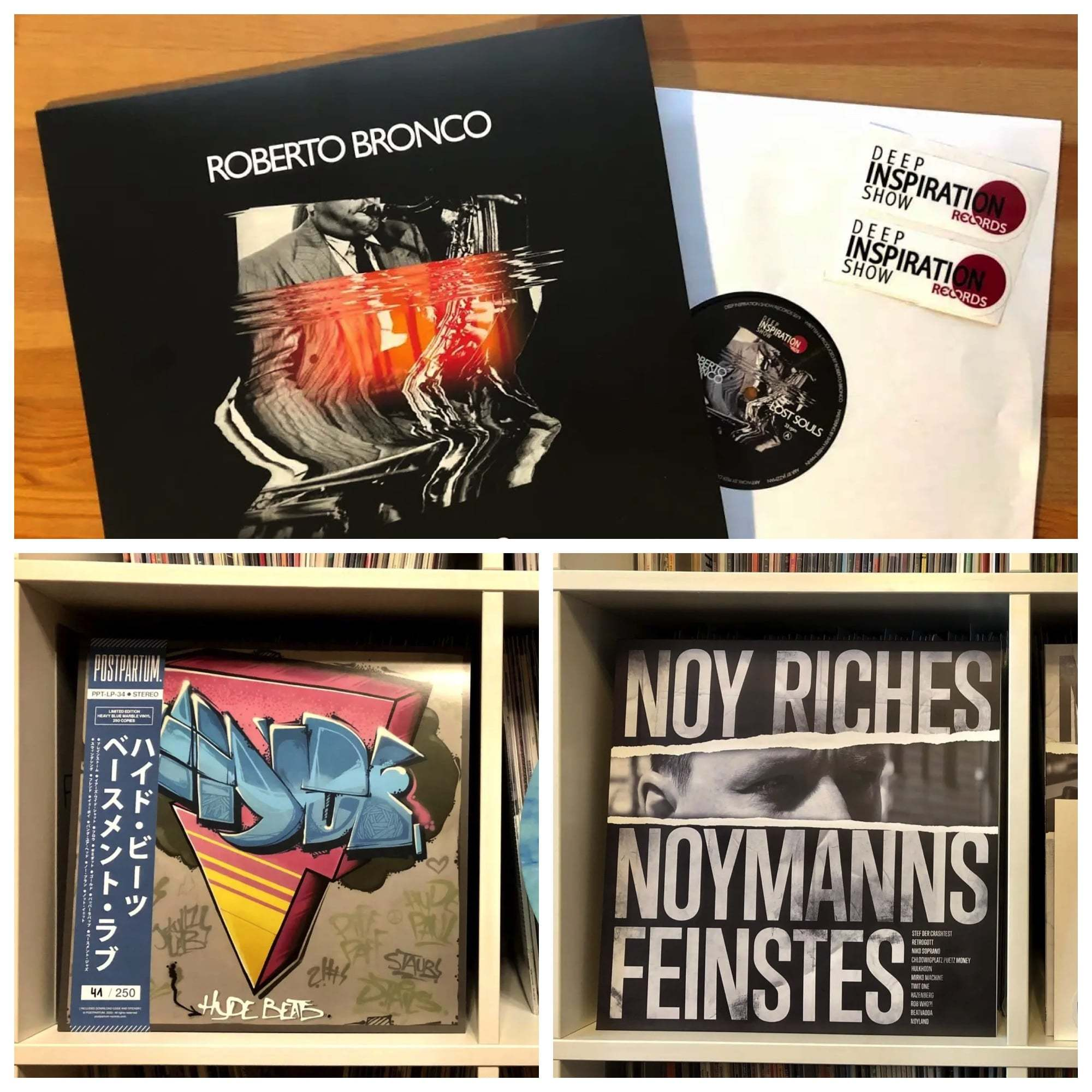 Die Top 10 2020 aus dem Vinyl-41-HQ