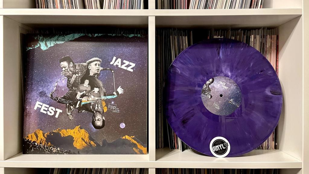 Lipp Der Funkverteiler - Jazz Fest