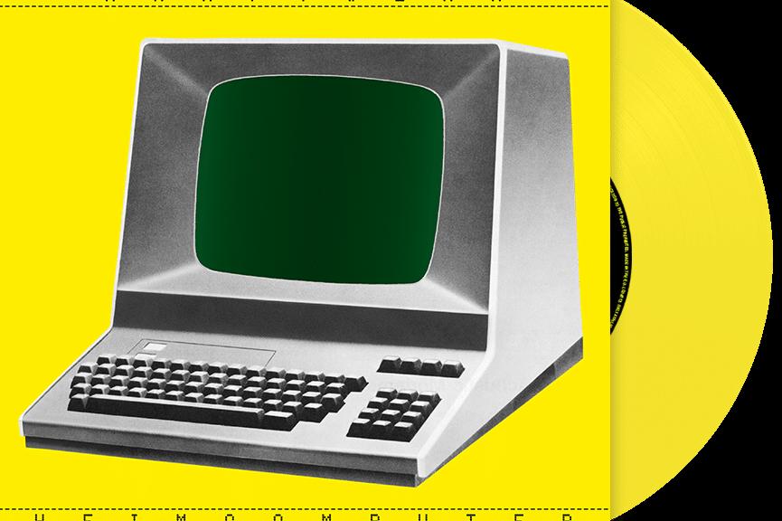 KRAFTWERK - Heimcomputer im MUSIKEXPRESS