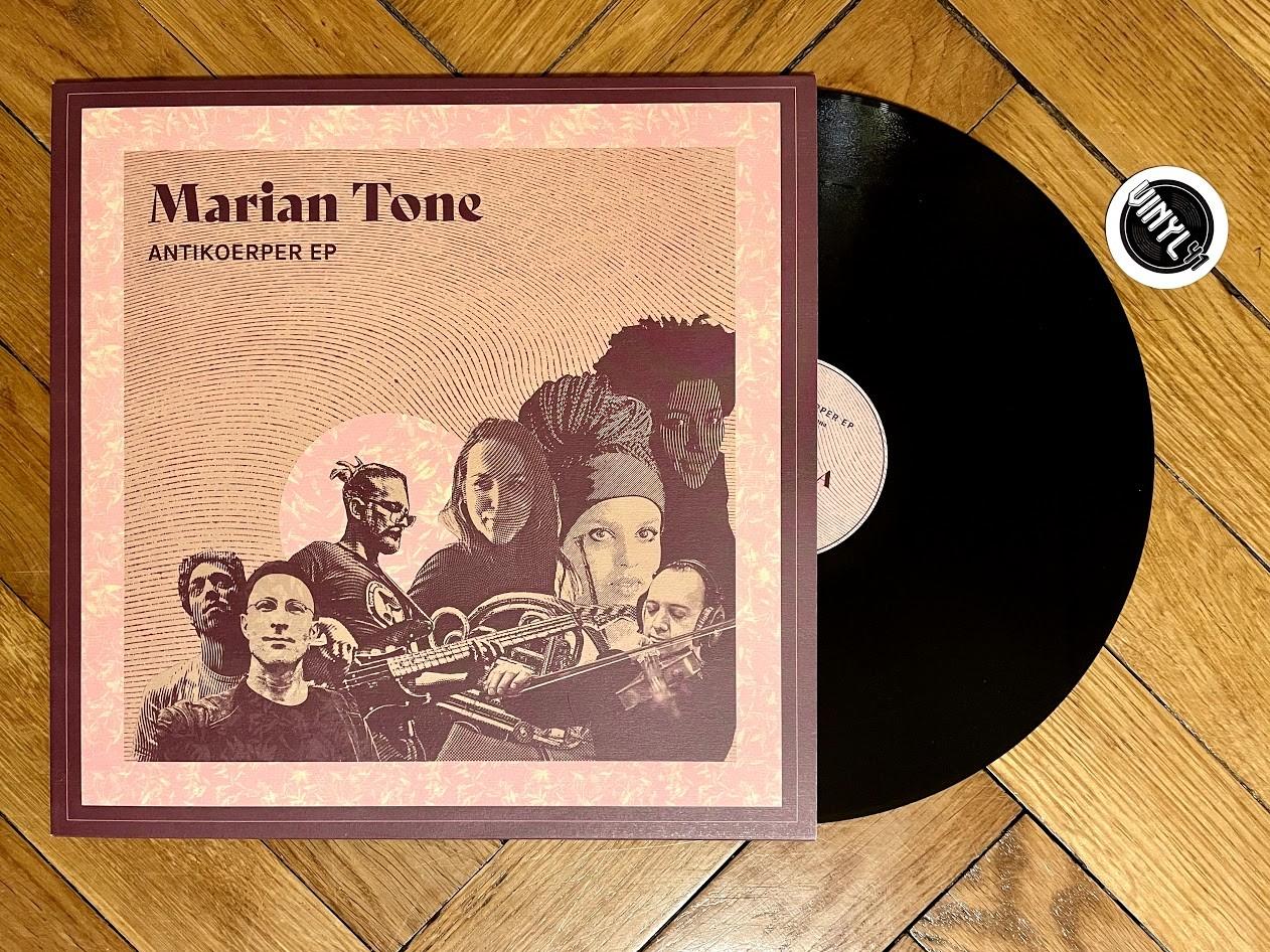 Marian Tone - Antikoerper EP (Dezi-Belle)